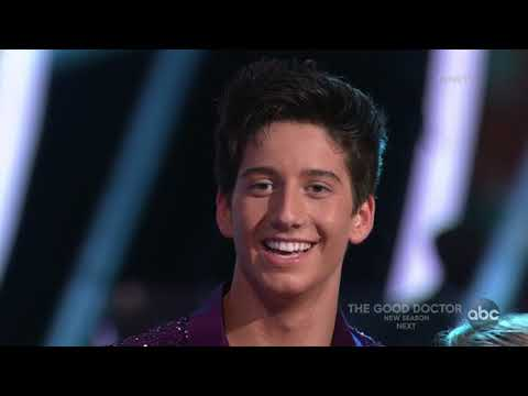 HD Milo and Witney Dancing With The Stars Premiere   Week 1 - Cha Cha