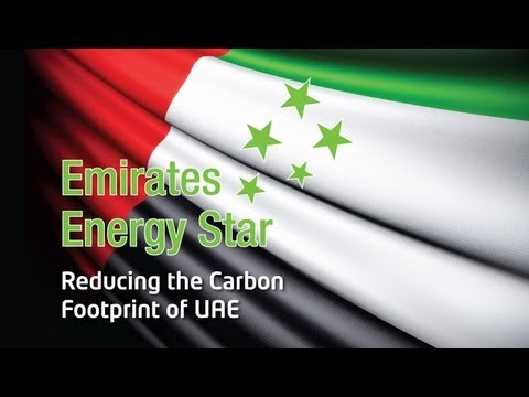 Emirates Energy Star - Reducing the Carbon Footprint of United Arab Emirates