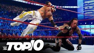 Rey Mysterio's best 619s WWE Top 10, April 26, 2020