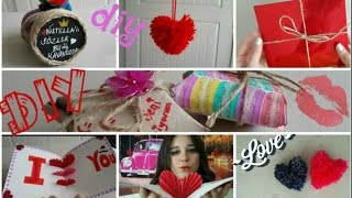 Kendin Yap 1 | Sevgililer Günü Hediyesi I Valentine's Day DIY