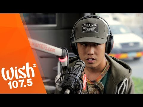 "Shanti Dope performs ""Shantidope"" LIVE on Wish 107.5 Bus"