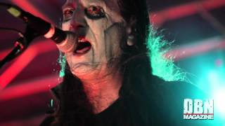 "The Misfits performing ""American Psycho"" live at the Respectable St..."