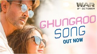 Ghungroo Song - War | Hrithik Roshan and Vaani Kapoor's SIZZLING chemistry is TOO HOT TO HANDLE