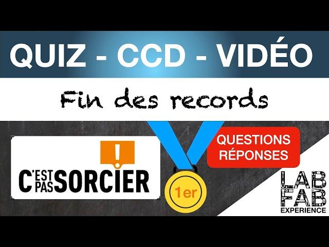Quiz - CCD