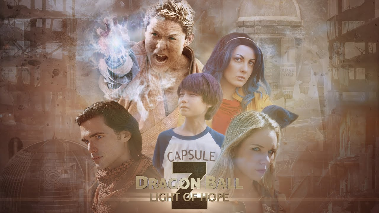 Dragon Ball Z: Light of Hope 2 & 3 (New Live Action Film)