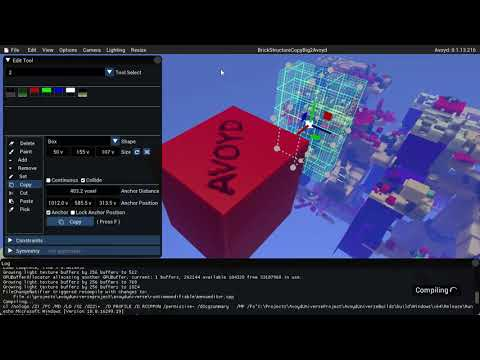 enkisoftware is creating the game Avoyd and open source
