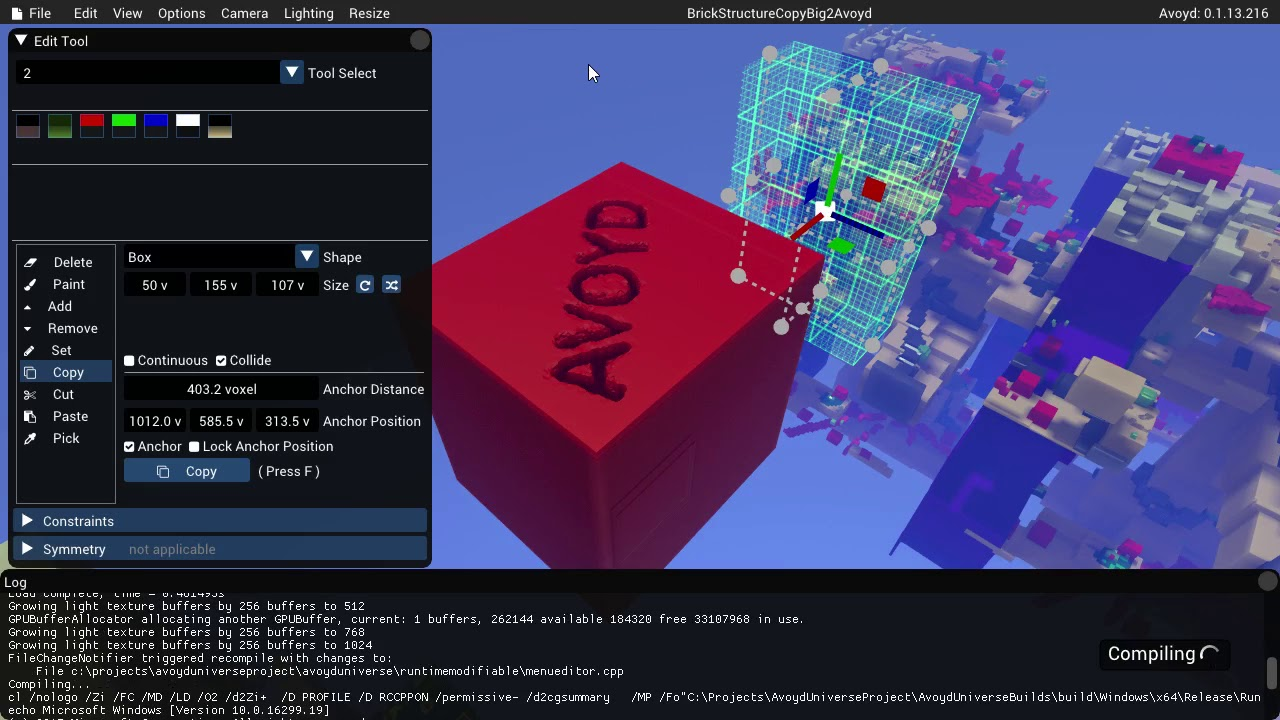 enkisoftware is creating the game Avoyd and open source software for