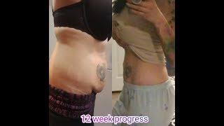 KETO DIET | 12 WEEK PROGRESS | MOTIVATIONAL VIDEO