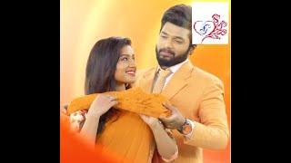 Sembaruthi Adhi & Parvathi cute love clips with Engayum Kadhal BGM | Sembaruthi | Artist G