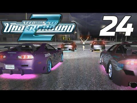 2x ZWEITER = ERSTER?! | Lets Play NFS Underground 2 #24 | Valle