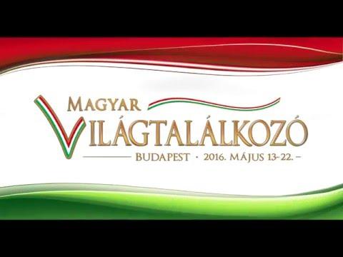 GEORGE PATAKI köszönti a VI. Magyar Világtalálkozót