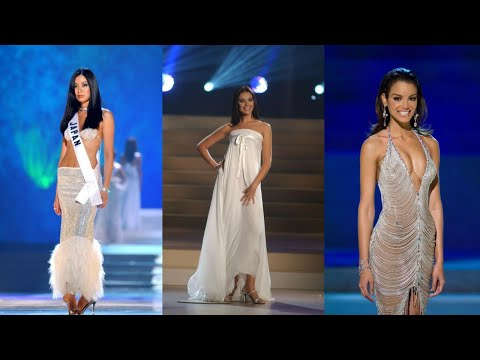 Most bizzare evening gowns worn by pageant contestants - YouTube