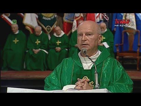 Homilia ks. Henryka Małeckiego wygłoszona podczas Mszy św. w intencji Ofiar Katastrofy Smoleńskiej