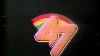 MTV Channel 47 Cable 4 1982