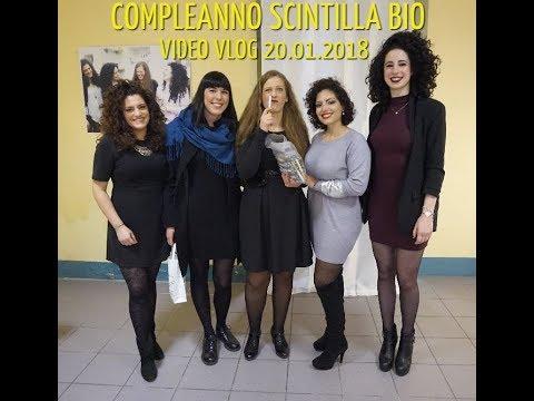 SCINTILLA BIO COMPIE 1 ANNO #VLOG 20 GENNAIO 2018