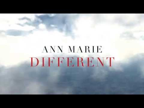Ann Marie - Different (Official Lyric Video)