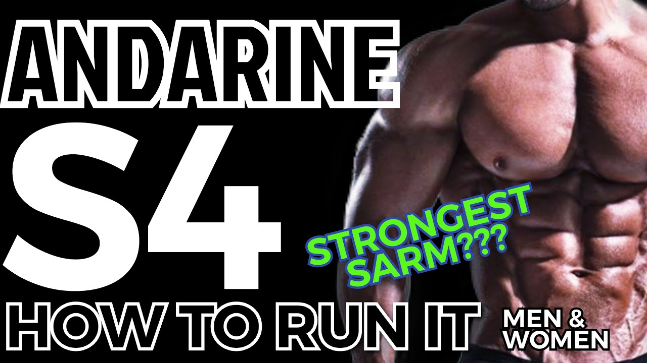 Download STRONGEST SARM? S4 - ANDARINE - HOW TO RUN IT PROPERLY
