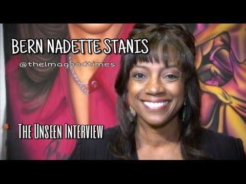 Bern Nadette Stanis - The Unseen Interview (2009)