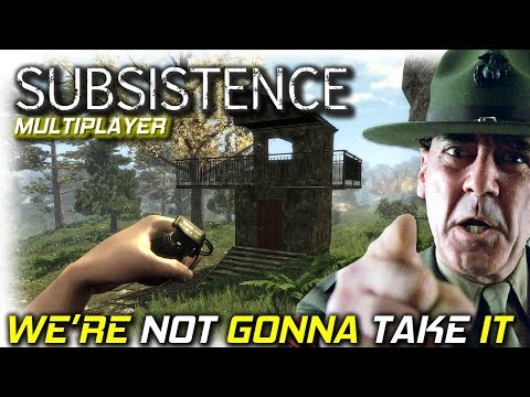 Were Not Gonna Take It  Subsistence Multiplayer Gameplay  EP 14
