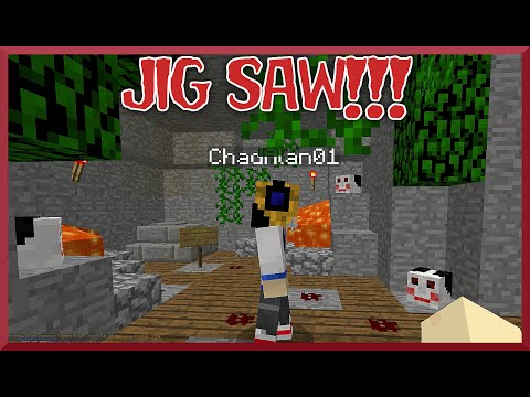 Minecraft - Jason and Chad Play Jig Saw on Happy Hunger Games Server