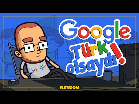 GOOGLE TÜRK OLSAYDI | DERLEME 1 - TÜRKÇE ANİMASYON