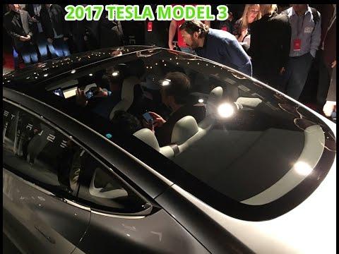 HOT!!!! NEW 2017 TESLA MODEL 3 FUTURE CAR