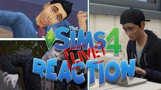 NUOVO GAME PACK DI THE SIMS 4? REACTION IN LIVE!
