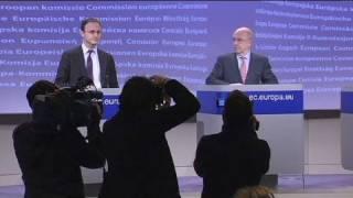 Ue: no alla fusione tra le borse di New York e Francoforte