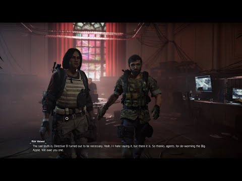 Warlords Of New York Finale | The Division 2 (SPOILERS!!) |