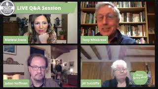 """Sussex Spring Watch Q&A Session follow on from """"Wonder of inside our Woods"""" panel."""