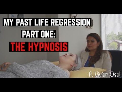 My Past Life Regression.. | Part ONE: The Hypnosis...
