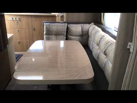 2014 b rstner averso 455 ts hos camping youtube. Black Bedroom Furniture Sets. Home Design Ideas