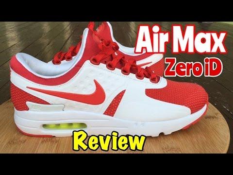 Air Max Zero Id Colorways