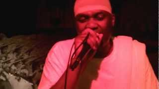 Masta Killa - Secret Rivals, Pass the Bone, Things Just Ain't the Same - Wu-Tang Clan Live 2013 FL