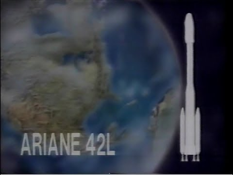 T402 launch (September 24th, 1995)