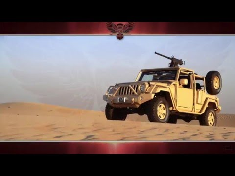 Military Vehicles, Defence Vehicles, Army Vehicle,  Border Security Vehicles - MSPV LPV J