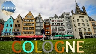 THINGS TO DO IN COLOGNE GERMANY | Köln Travel Guide