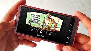 Как играть в GTA San Andreas на Android телефоне?