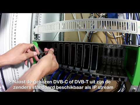 Ikusi Flow IP-TV Headend