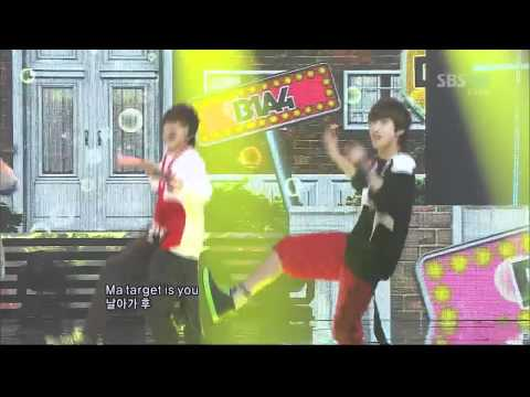 B1A4 [Beautiful Target](640회)