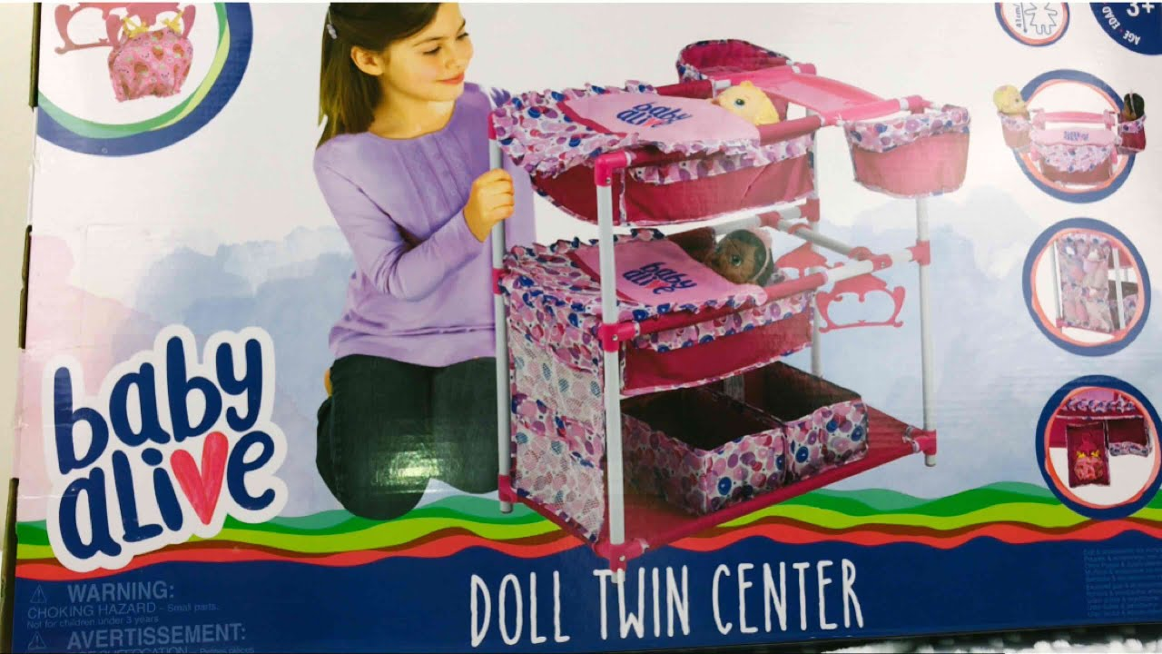 Baby Alive Doll Twin Center Youtube