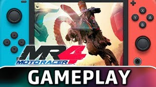 Moto Racer 4   First 25 Minutes on Nintendo Switch