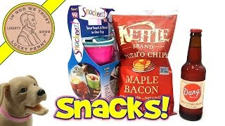 Butch Sings Snackeez Jingles! The Take Anywhere Snack Cup - Is Butch OK?
