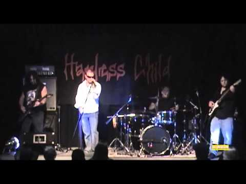 Hapless Child - Nov 13, 2009 footage from Dave Phillips Music Sound Stage