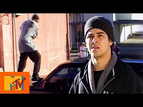 Angry Boyfriend Destroys Wilmer Valderrama's Car | Punk'd