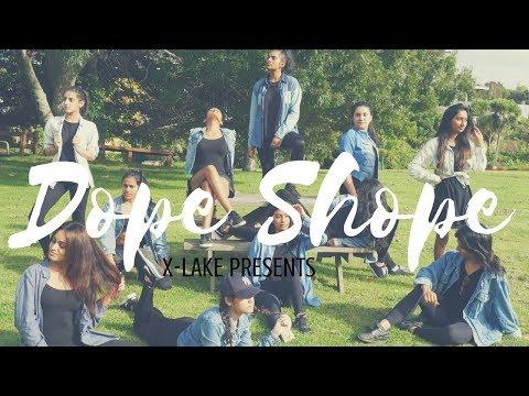 Dope Shope Choreography | X-Lake Dance Group | Yo Yo Honey Singh | Deep Money