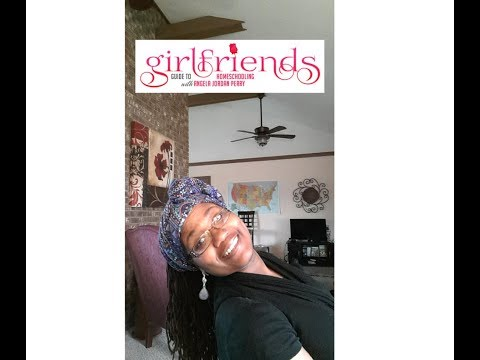What is Girlfriends' Guide to Homeschooling? Who am I?