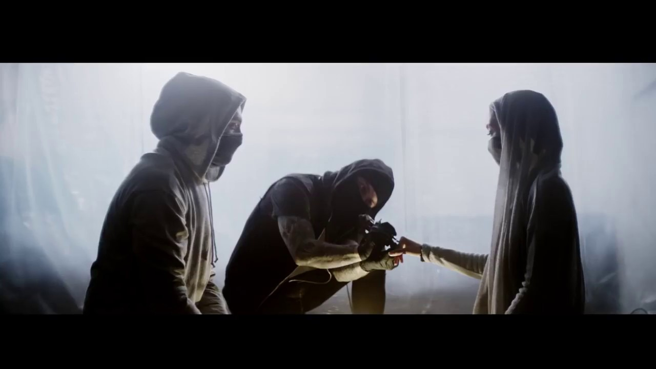 Alan Walker - Darkside (Trailer)