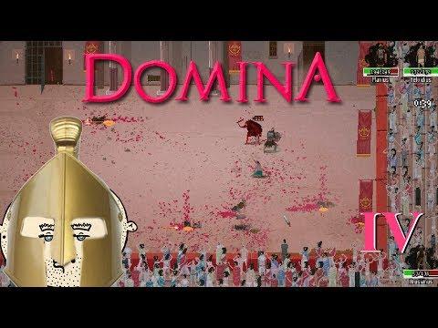 Let's Play: Domina - Episode IV [Roman God]