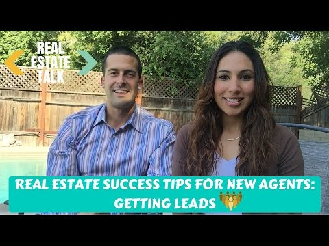 Real Estate Success Tips for New Agents: Getting Leads